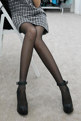 See-through stockings 12D (16th restocking)
