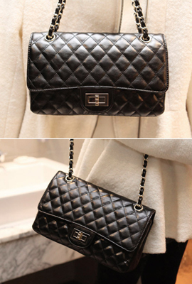 Barry Earth quilted bag (7th stock)