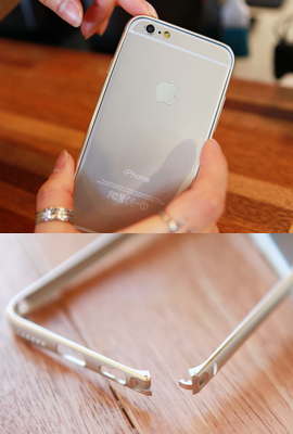 Metal Bumper Case (iPhone 6 only)