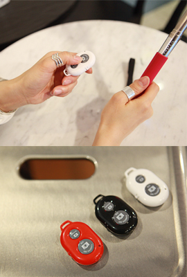 Bluetooth remote control (2nd stock)