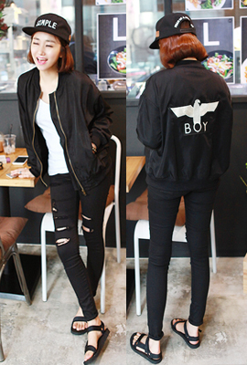 Eagle Patch Boy Jackets (5th stock)