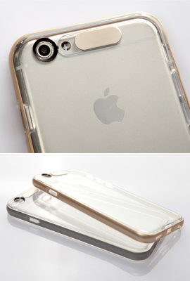 Light Tubes Jelly Case (iPhone 6 only)