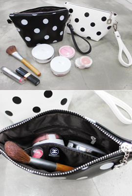 Coin-dot mini pouch (3rd stock)