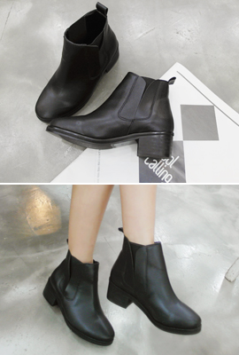 Teuim banding Ankle Boots (5th stock)