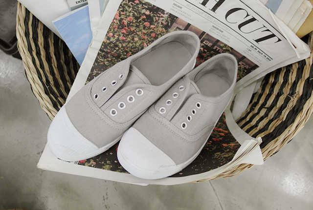 Daily Cotton Sneakers (106th stock)