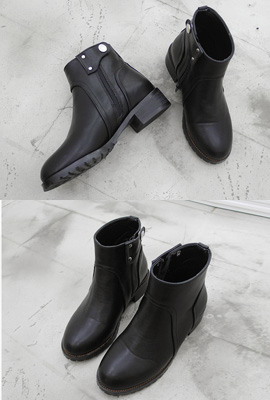 Ttotto Point Ankle Boots (4th restocking)
