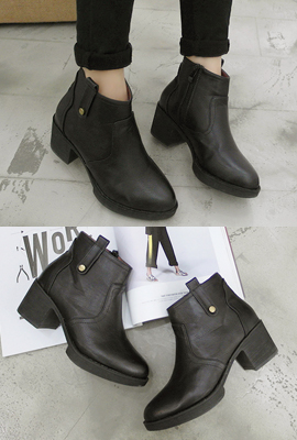 Tenor Ankle Boots (24 primary stock)