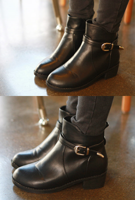 Won strap Ankle Boots (4th restocking)