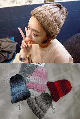 Gradient Beanie (4th restocking)
