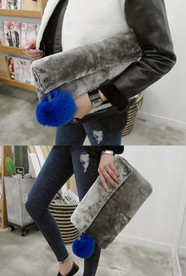 Rolling fur clutch (third-order stock)