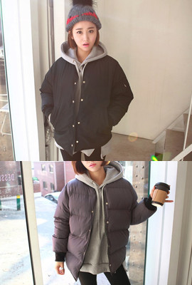 Ttotto sided padded jumper (22 primary stock)