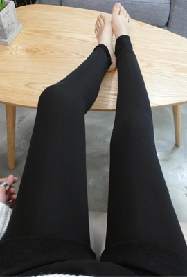 Gotanryeok insulating fur leggings (17 primary stock)