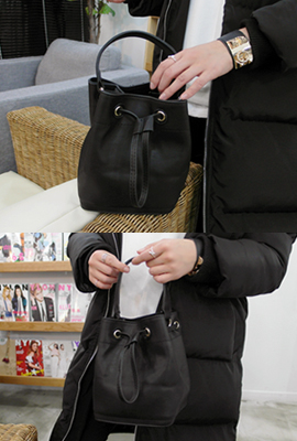 Black Mini Bag bokjori (5th stock)