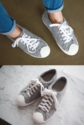 Round Nose Rabbit sneakers (secondary stock)