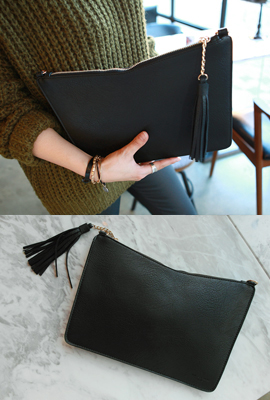 V tassels clutch (secondary stock)