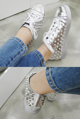 All Studded sneakers (3rd stock)