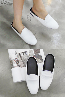 Basic Slipper Loafer (4th restocking)