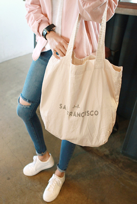 English printing Eco Bag (4th restocking)