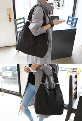Three-piece tote bag (stock of 87 cars)