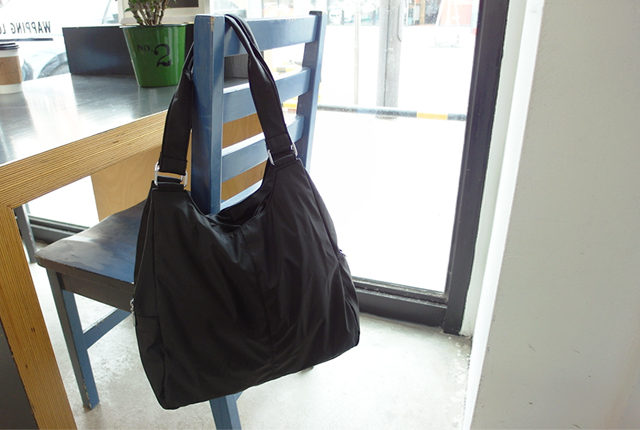 Three-piece tote bag (107 pieces stock)