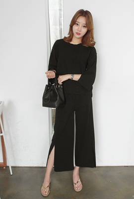 Marion teuim two-piece set (restocking 35th)