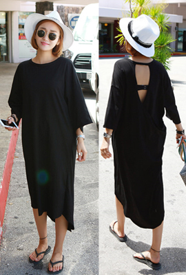Holt imrong back dress (8th restocking)