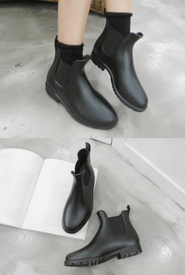 Banding Chelsea Rain Boots (11th stock)