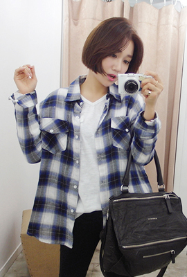 Check Pocket Button Southern (3rd stock)