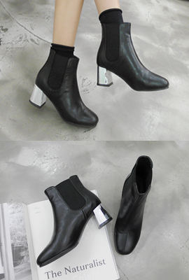 Bending seek Ankle Boots (secondary stock)