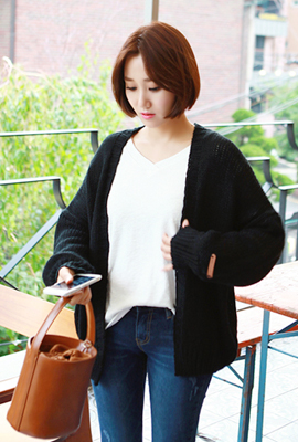 Stingray Open Cardigan (4th restocking)