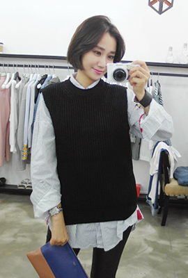 Best Marion cutting knit