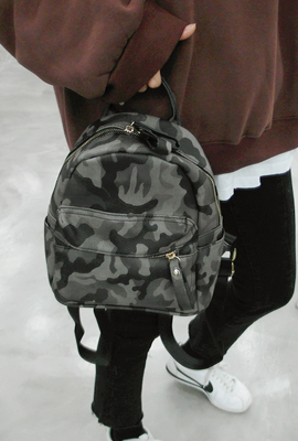 Military Mini Backpack
