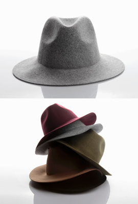 Basic Wool Fedora (2nd stock)