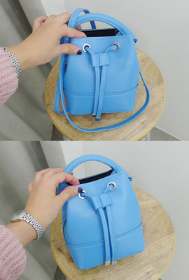 Bokjori Leather Mini Bag