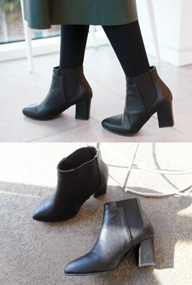 Stiletto Ankle Boots banding (secondary stock)