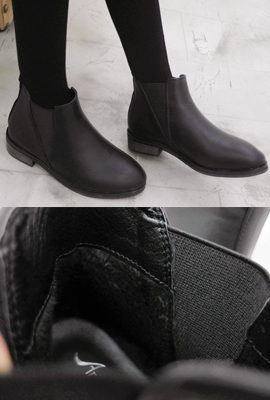 Triangle Bending flops Ankle Boots (3rd stock)