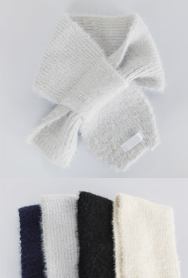 Soft Knit Scarf (secondary stock)