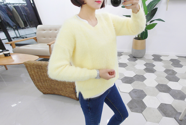 Marion teuim four wings Knit Tee