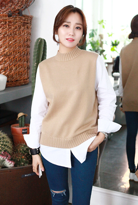 Best layered knit shirts (secondary stock)
