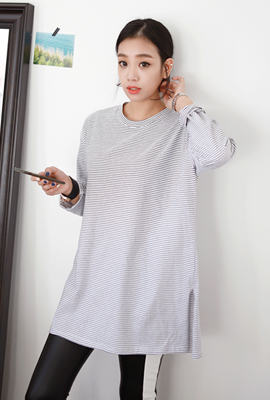 Teuim give long-sleeved T-shirt