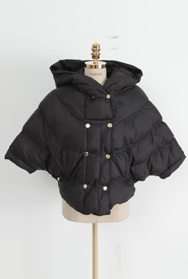 5 busyot Rays padded jumper
