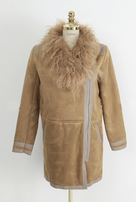 Leather Fur Mustang line