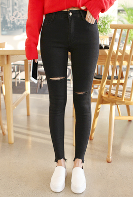 Vintage-to-cut skinny jeans (3rd stock)