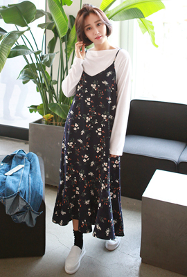 Pear Flower Dress (secondary stock)