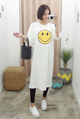 Big Smile Long Dress (6th in stock)