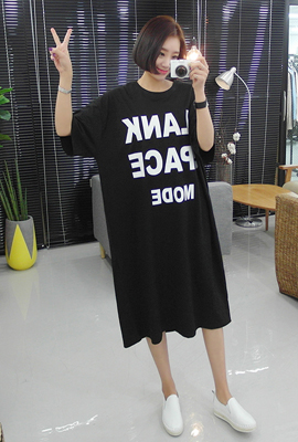 Blank Long Dress (20th stock)