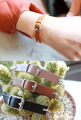 Beltideu leather bracelet