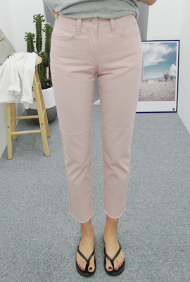 Natural Cutting Date Pants (3rd stock)