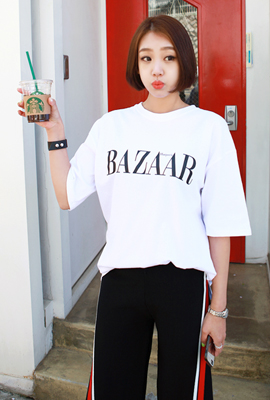 Bazaar short sleeve shirt (second stock)