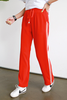 Double Line Training Pants